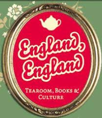 EnglandEngland Tearoom - Books- Culture