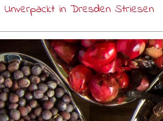 binnes unverpackt Laden in Dresden Striesen